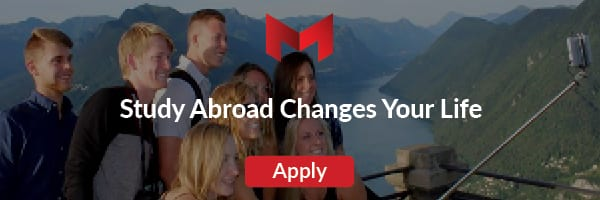 study abroad opportunities at Maryville University