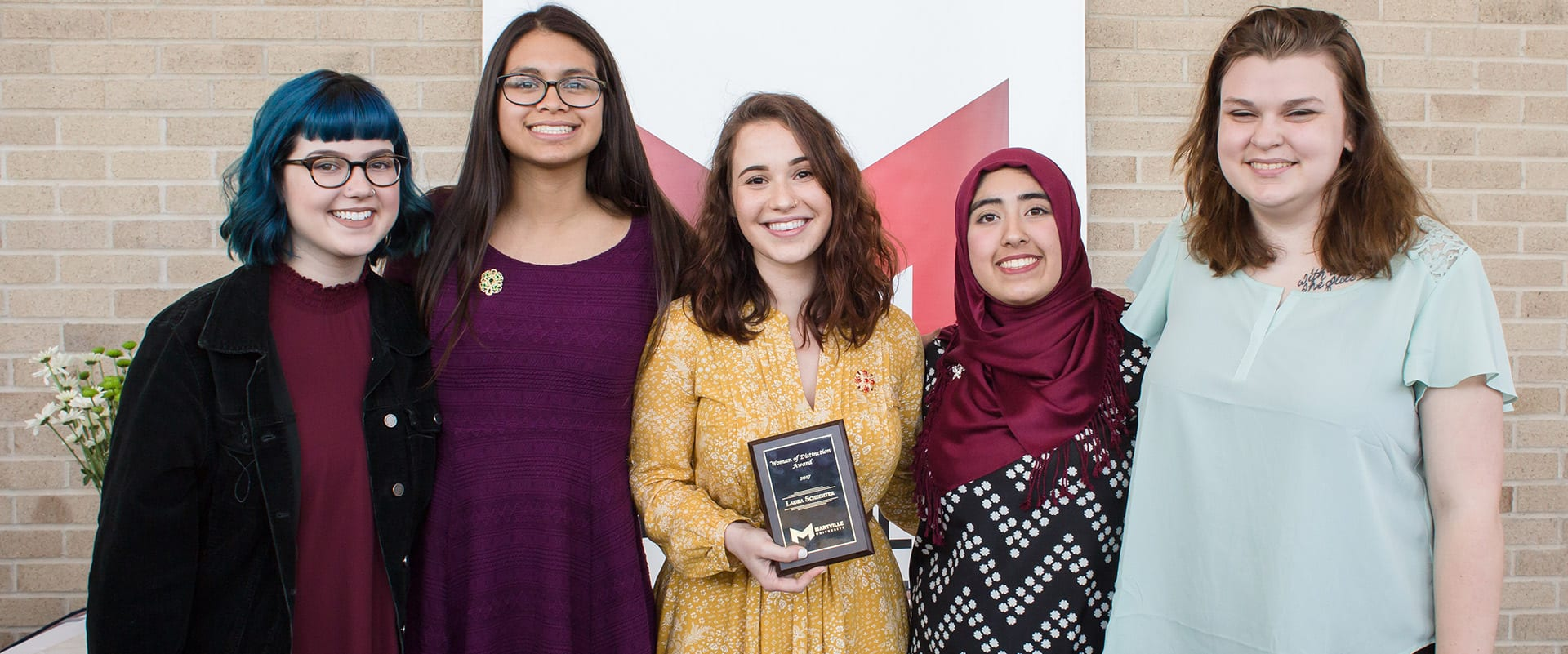 Women Dare to Dream Award Winners