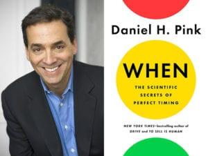 Maryville Talks Books author Daniel Pink
