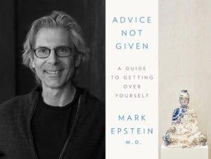 Maryville Talks Book author Mark Epstein