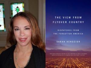 Maryville Talks Book author Sarah Kendzior