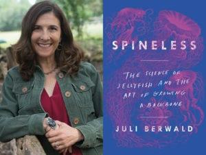 Marvyille Talks Books author Juli Berwald