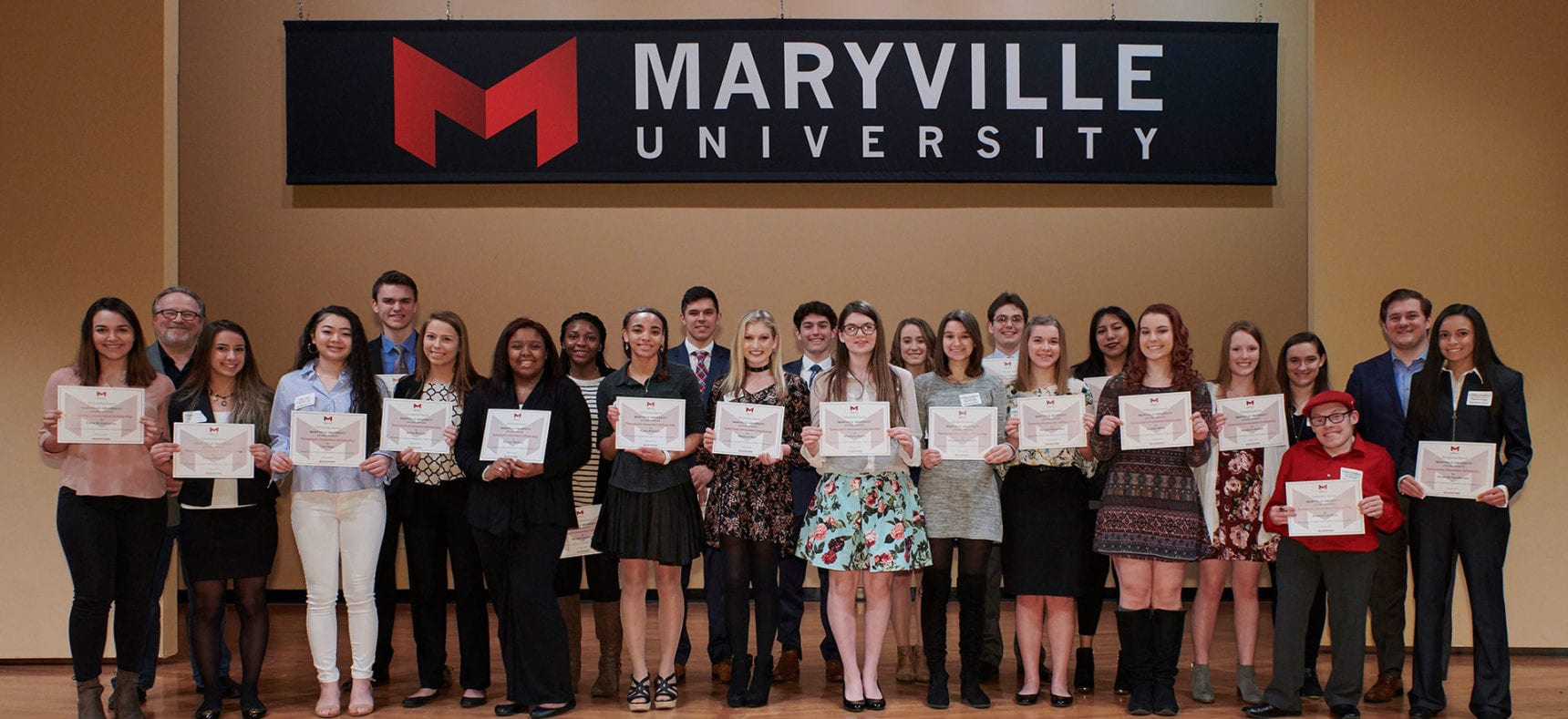 Multicultural scholarship winners