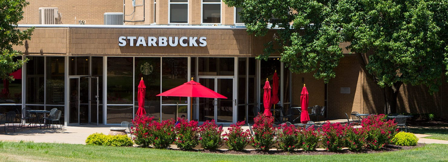 starbucks at maryville