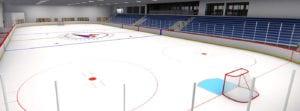 new hockey center