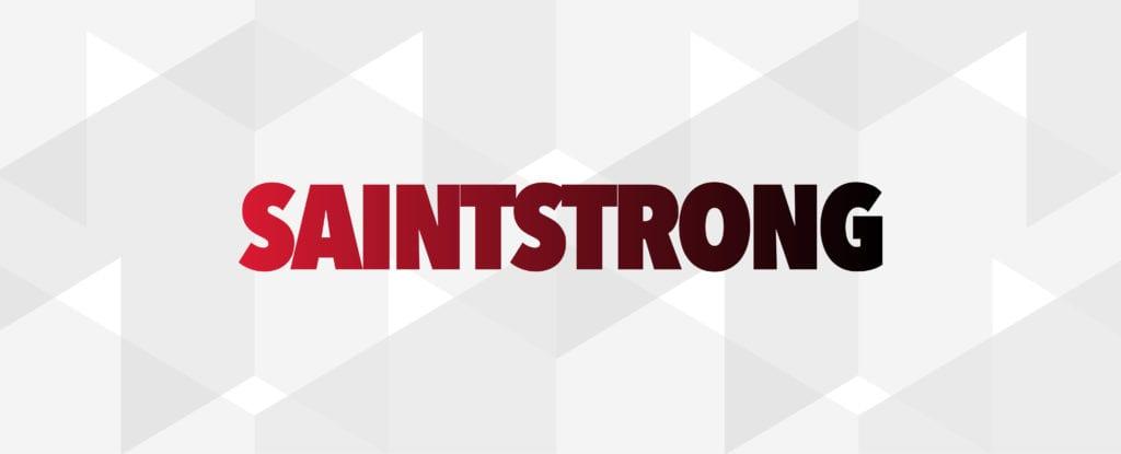 SaintStrong logo
