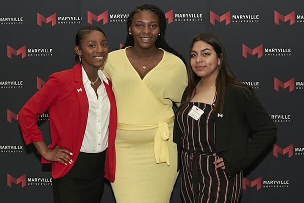 Maryville University's Scholarship Reception on April 10, 2019.