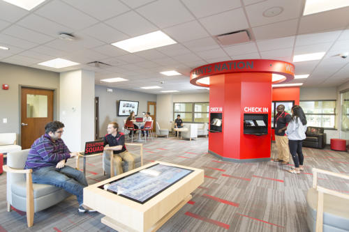Welcome Center at Maryville University