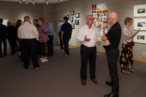 Design & Visual Art Exhibit and Reception
