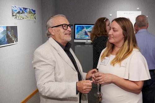 Design & Visual Art Exhibit and Reception