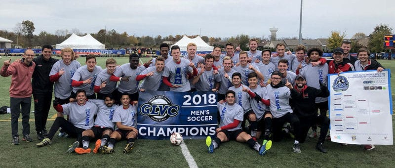 The Maryville University men's soccer team has earned its second consecutive bid to the NCAA Division II Soccer Championships.